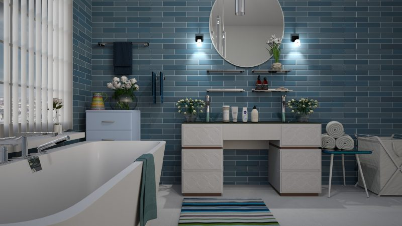 bathroom tiles - tile sealing-quickly please cleaning